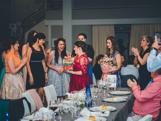 La boda de Lluís y Paula en Albal, Valencia 57