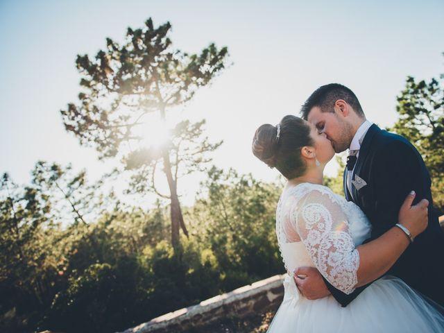 La boda de Paula y Lluís