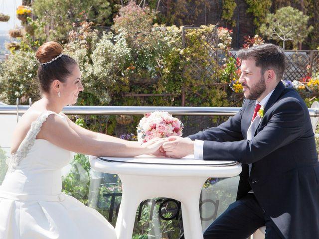 La boda de Miriam y Sergio