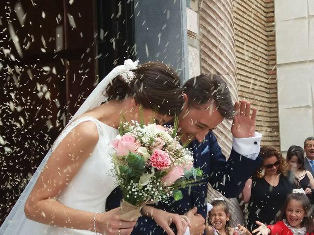 La boda de Isabel  y Javier en Huelva, Huelva 5