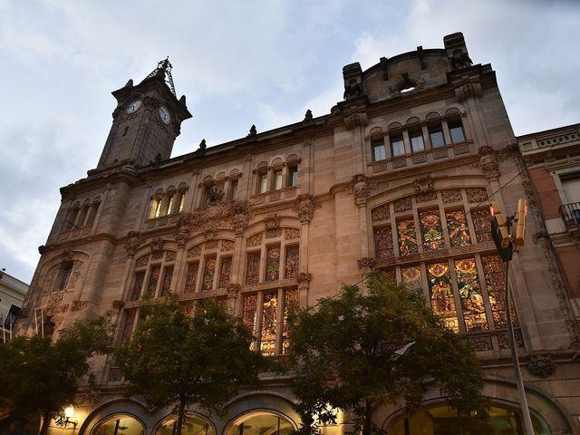 La boda de Albert y Rolando en Barcelona, Barcelona 1