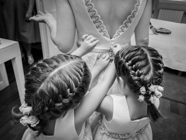 La boda de Lago y Raquel en Soutomaior, Pontevedra 8