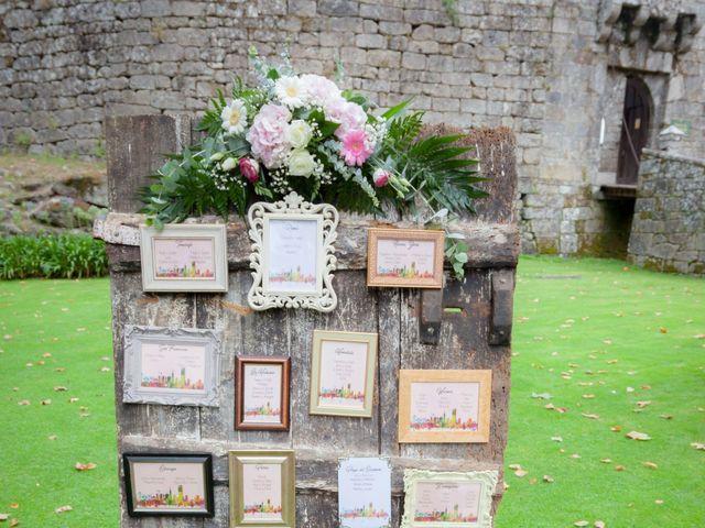 La boda de Lago y Raquel en Soutomaior, Pontevedra 12