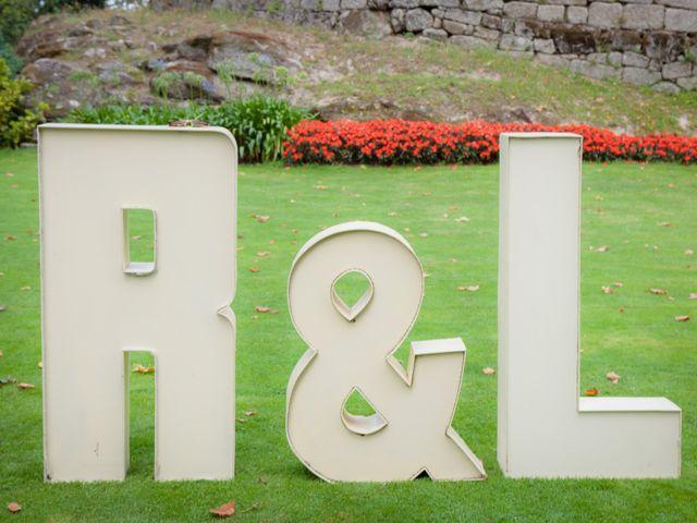 La boda de Lago y Raquel en Soutomaior, Pontevedra 14