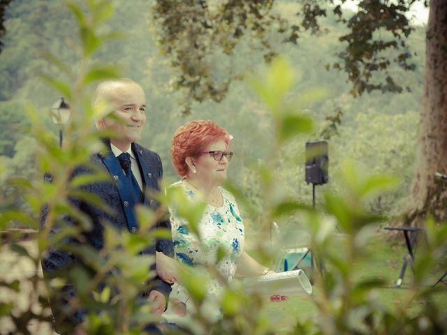 La boda de Lago y Raquel en Soutomaior, Pontevedra 15