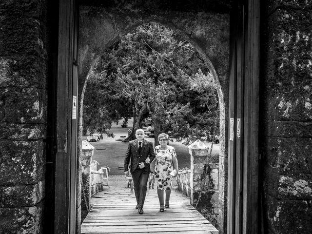 La boda de Lago y Raquel en Soutomaior, Pontevedra 16