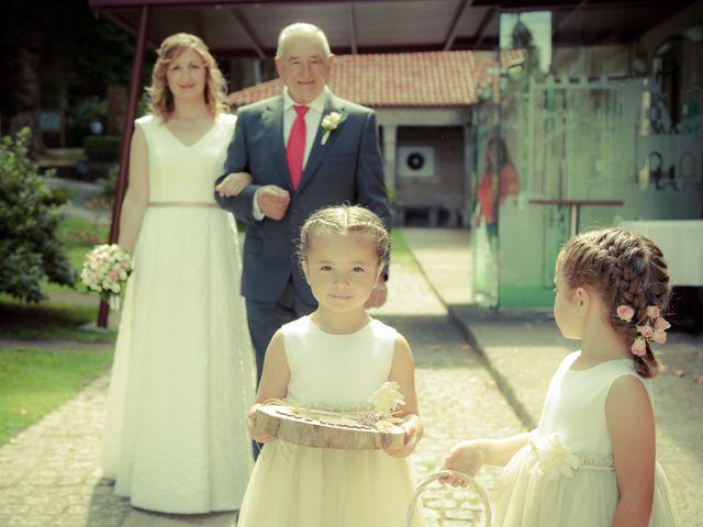 La boda de Lago y Raquel en Soutomaior, Pontevedra 17