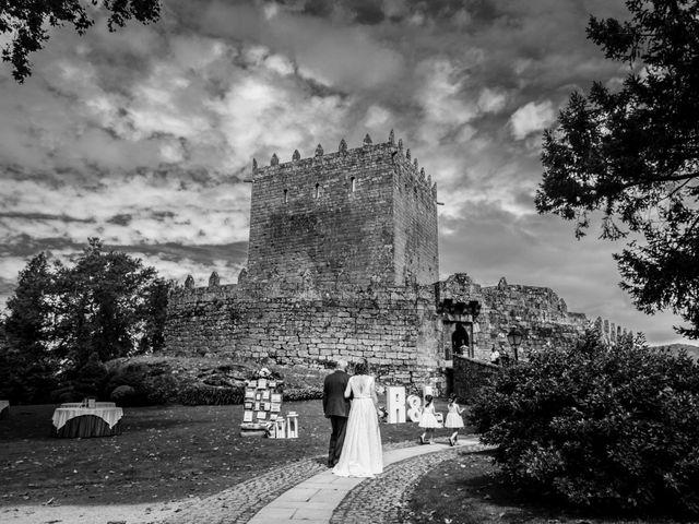 La boda de Lago y Raquel en Soutomaior, Pontevedra 18