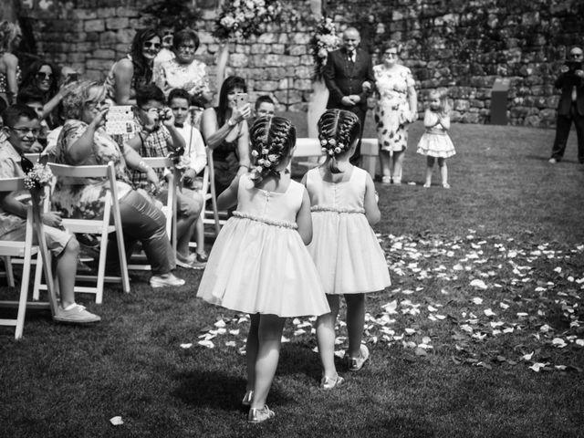 La boda de Lago y Raquel en Soutomaior, Pontevedra 19