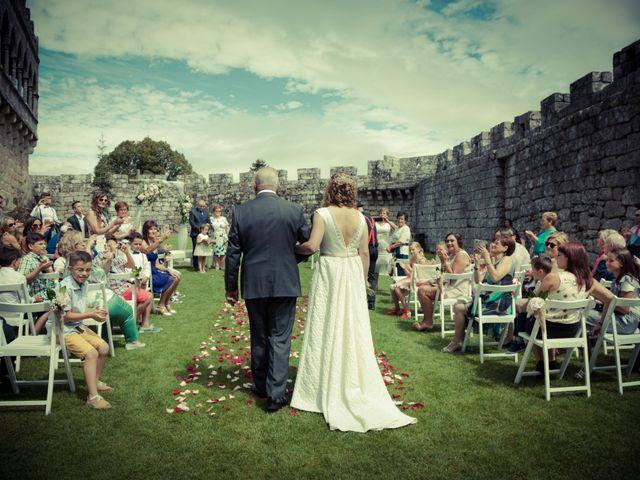 La boda de Lago y Raquel en Soutomaior, Pontevedra 20