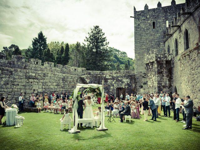 La boda de Lago y Raquel en Soutomaior, Pontevedra 21