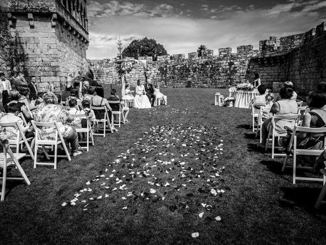 La boda de Lago y Raquel en Soutomaior, Pontevedra 22