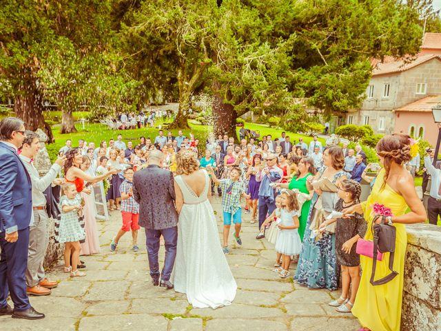 La boda de Lago y Raquel en Soutomaior, Pontevedra 26