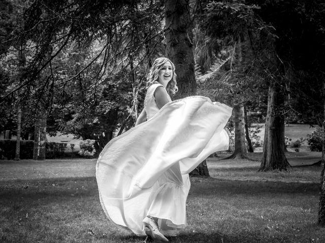 La boda de Lago y Raquel en Soutomaior, Pontevedra 27