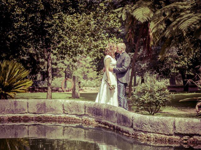 La boda de Lago y Raquel en Soutomaior, Pontevedra 28