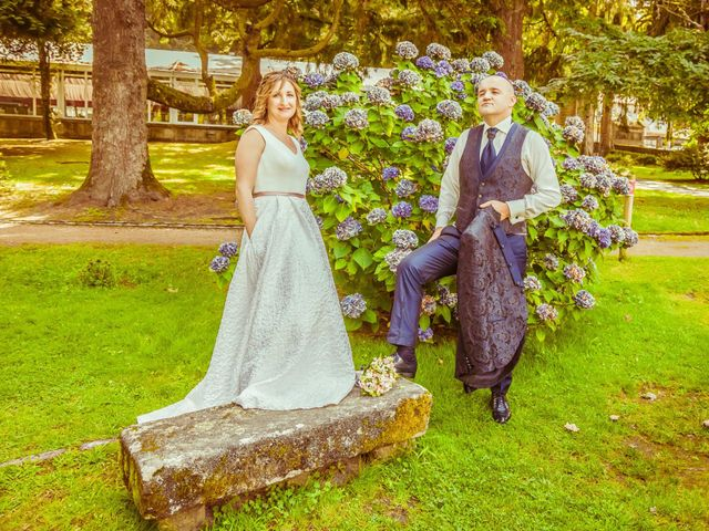 La boda de Raquel y Lago
