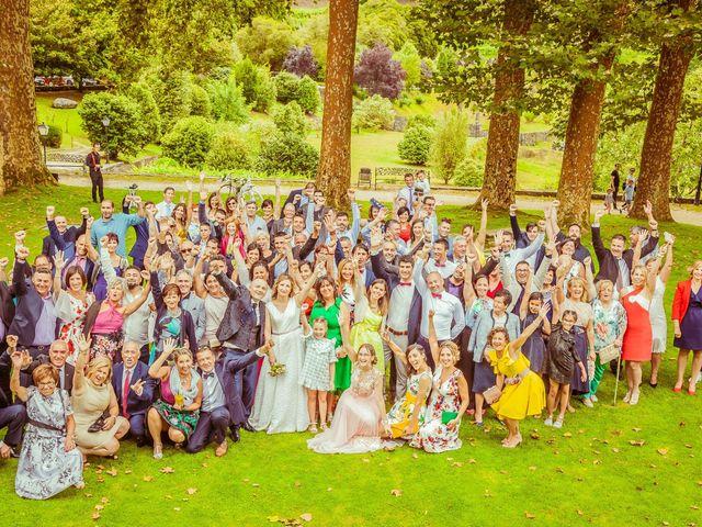 La boda de Lago y Raquel en Soutomaior, Pontevedra 30