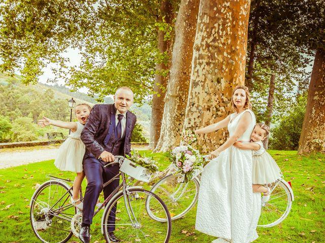 La boda de Lago y Raquel en Soutomaior, Pontevedra 31