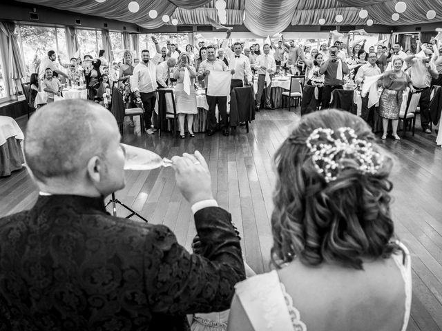 La boda de Lago y Raquel en Soutomaior, Pontevedra 32