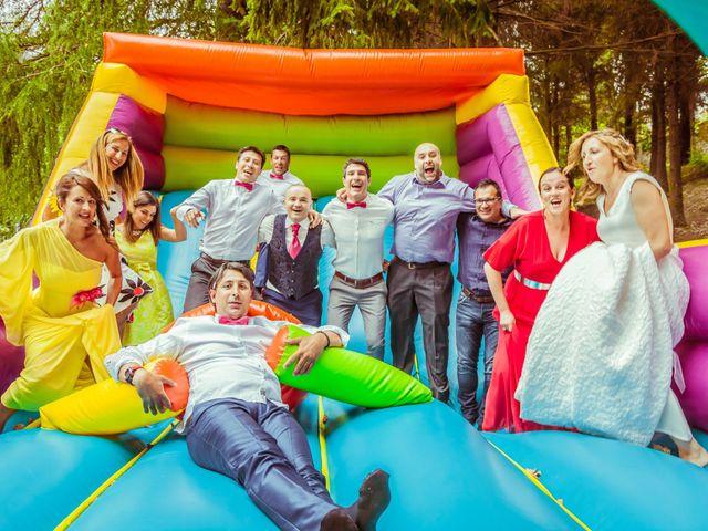 La boda de Lago y Raquel en Soutomaior, Pontevedra 33