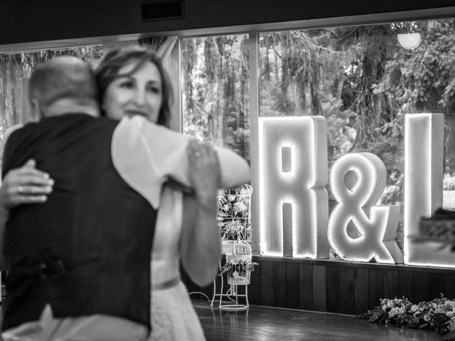 La boda de Lago y Raquel en Soutomaior, Pontevedra 34