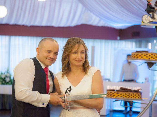 La boda de Lago y Raquel en Soutomaior, Pontevedra 35