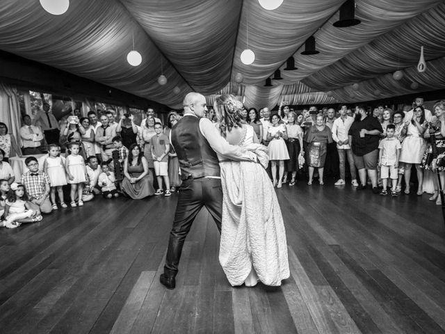 La boda de Lago y Raquel en Soutomaior, Pontevedra 38