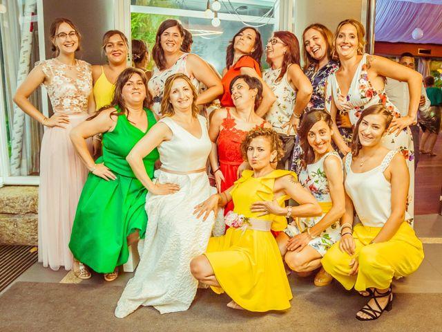 La boda de Lago y Raquel en Soutomaior, Pontevedra 40