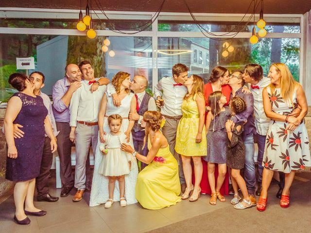 La boda de Lago y Raquel en Soutomaior, Pontevedra 41