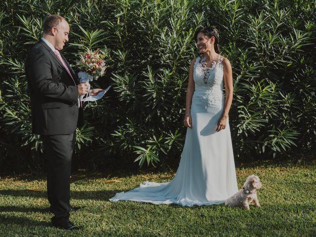 La boda de Mario y Cristina en Esporles, Islas Baleares 20
