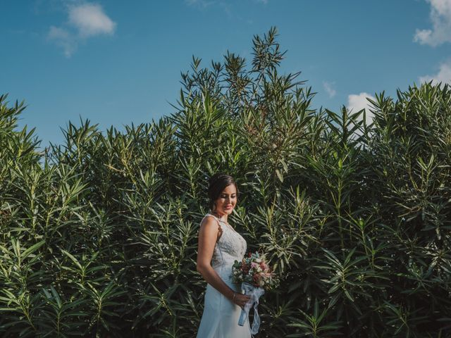 La boda de Mario y Cristina en Esporles, Islas Baleares 22