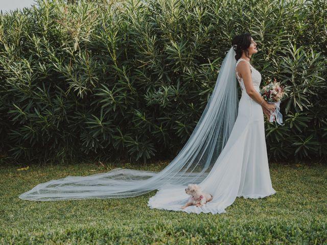 La boda de Mario y Cristina en Esporles, Islas Baleares 26