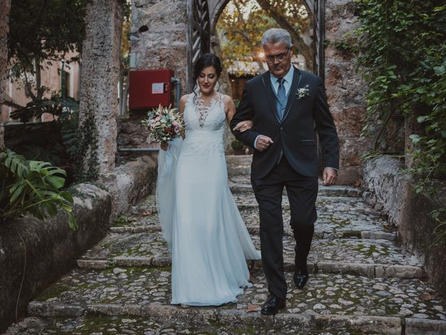 La boda de Mario y Cristina en Esporles, Islas Baleares 39