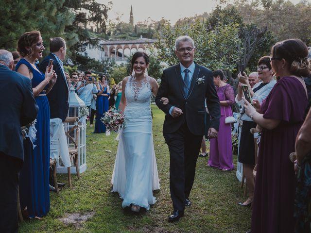 La boda de Mario y Cristina en Esporles, Islas Baleares 40