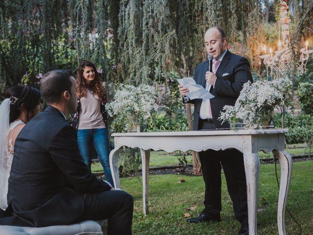 La boda de Mario y Cristina en Esporles, Islas Baleares 43