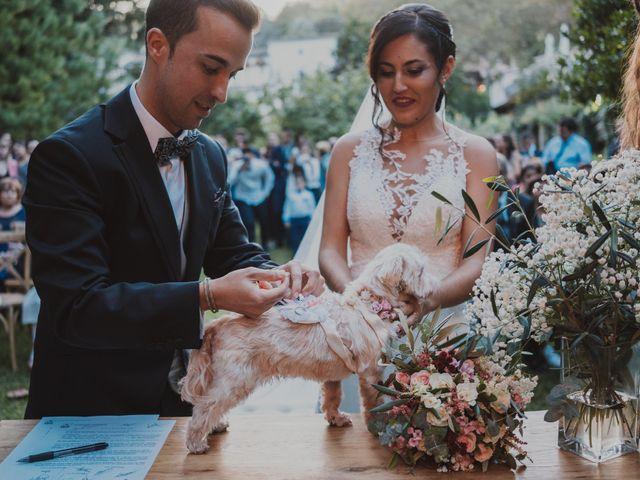 La boda de Mario y Cristina en Esporles, Islas Baleares 46