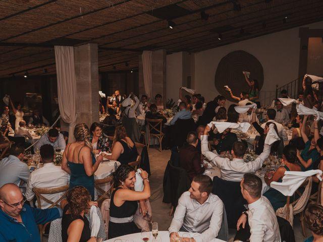 La boda de Mario y Cristina en Esporles, Islas Baleares 62