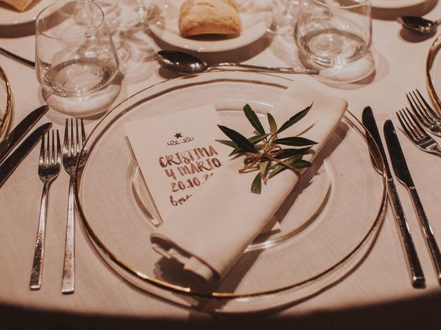 La boda de Mario y Cristina en Esporles, Islas Baleares 77