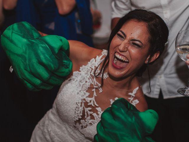 La boda de Mario y Cristina en Esporles, Islas Baleares 78