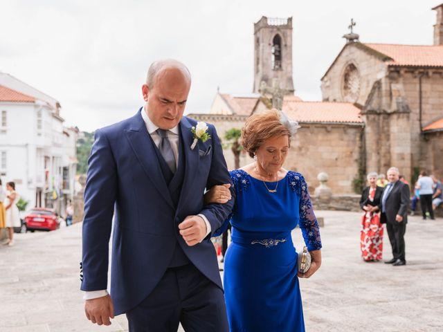 La boda de Jose y Ana en Betanzos, A Coruña 10