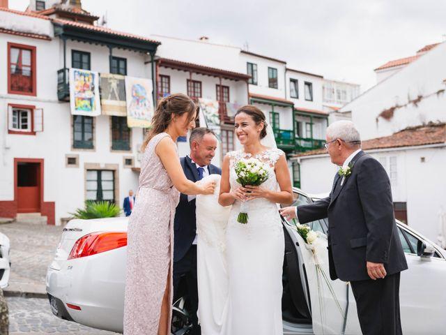 La boda de Jose y Ana en Betanzos, A Coruña 11