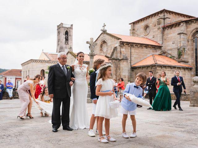La boda de Jose y Ana en Betanzos, A Coruña 12