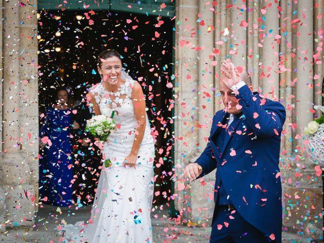La boda de Jose y Ana en Betanzos, A Coruña 1