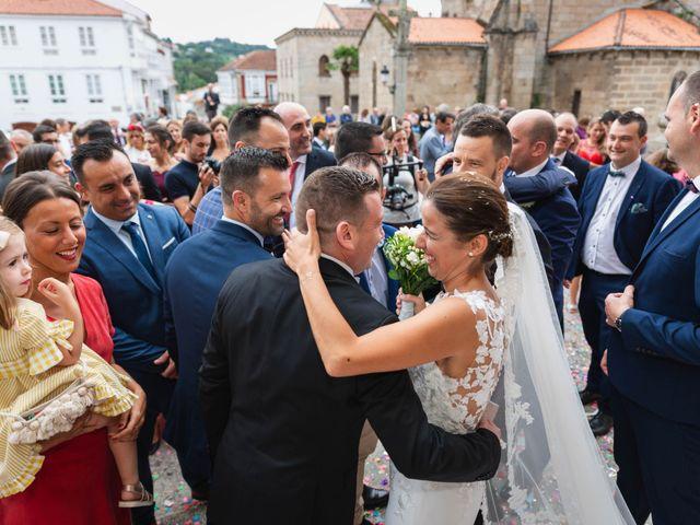 La boda de Jose y Ana en Betanzos, A Coruña 19