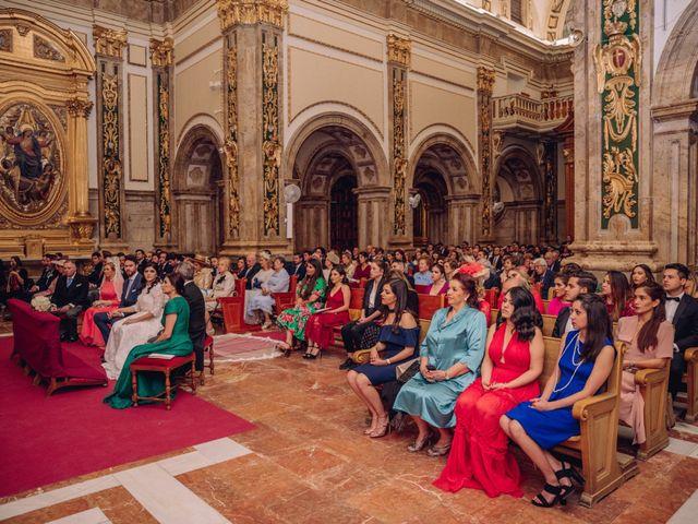 La boda de Jose y Paulina en Murcia, Murcia 5