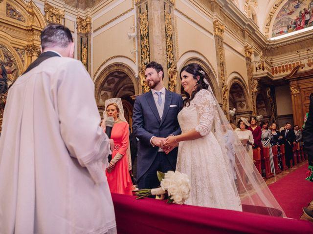 La boda de Jose y Paulina en Murcia, Murcia 6