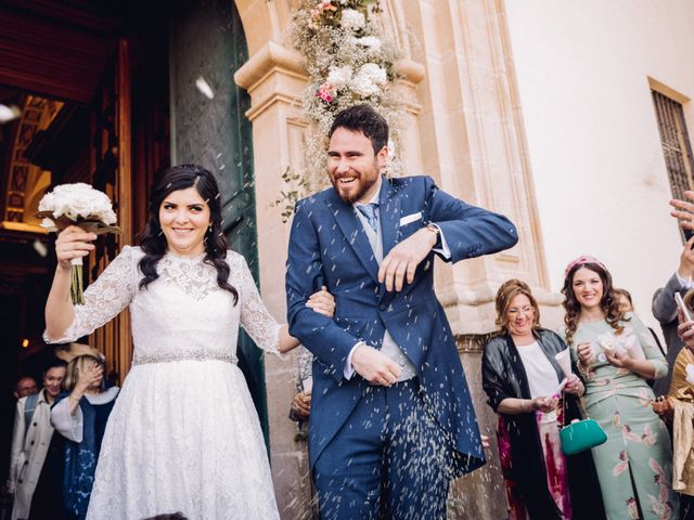 La boda de Jose y Paulina en Murcia, Murcia 8