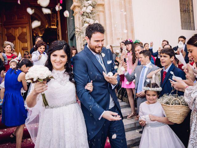 La boda de Jose y Paulina en Murcia, Murcia 9