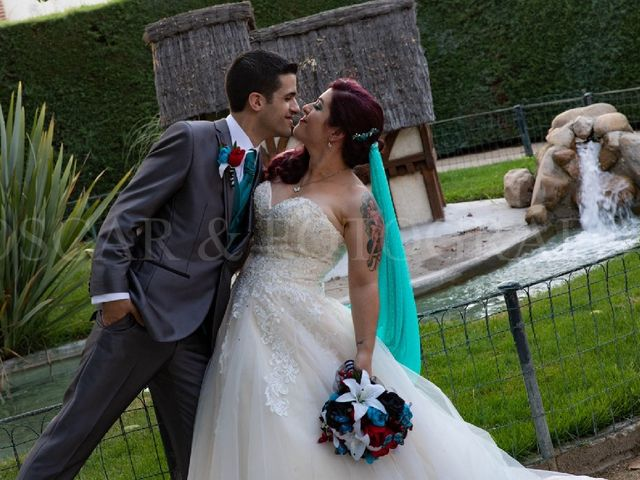 La boda de Pedro y Jessica en Móstoles, Madrid 2