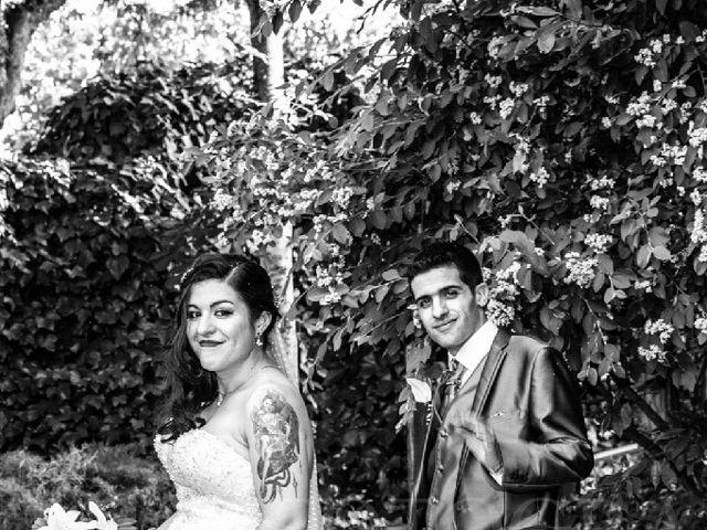 La boda de Pedro y Jessica en Móstoles, Madrid 1